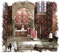 Photo: Mass for Pentecost