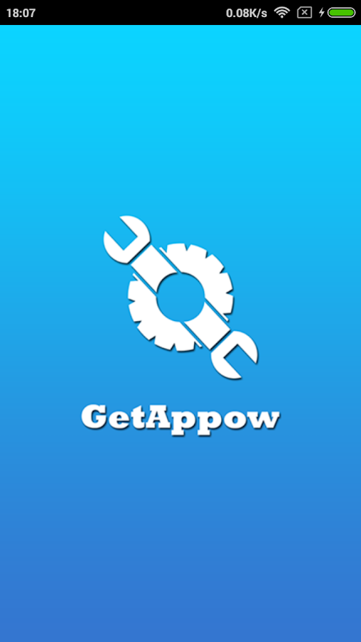 GetAppow- screenshot