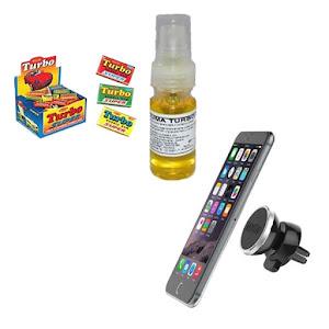 49 Lei Suport Auto Magnetic Telefon Mobil Esenta Parfum Guma