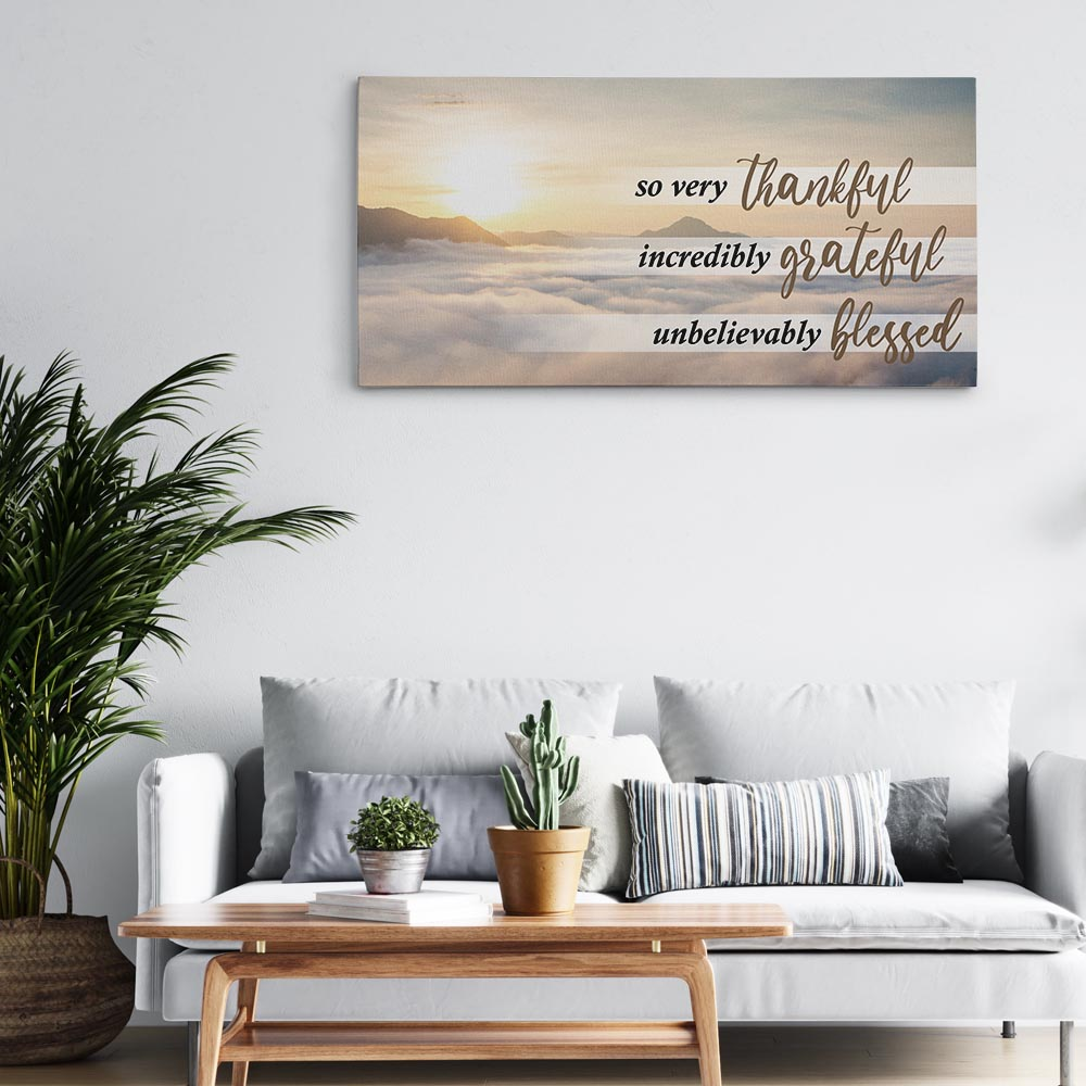 An Artwork Can Adorn Your Living Room Wall