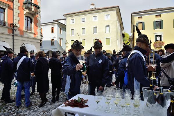"""Dove ci sono le """"Penne nere"""" c'è sempre festa! di Matteo Faliero"""