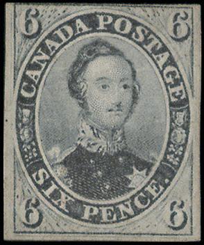 Canada #5, neuf