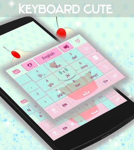 無料个人化Appのキュートなキーボードのカップケーキ|記事Game