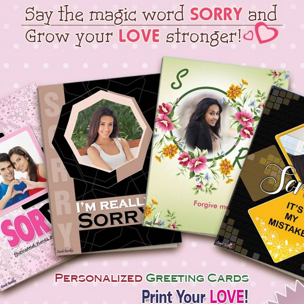 Cards Garden Online Greeting Card Shop Personalized Online