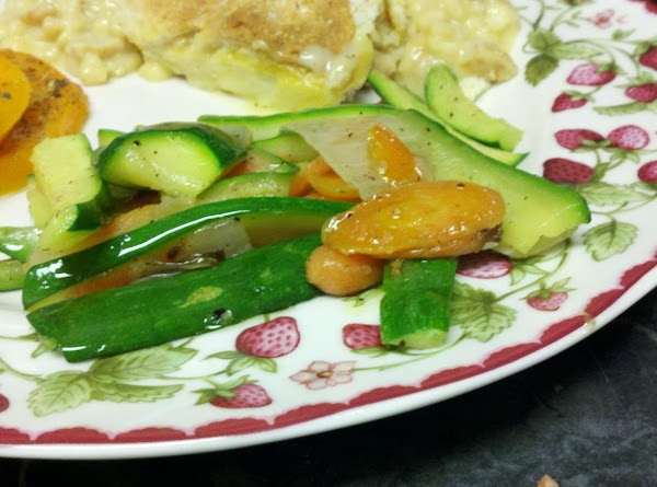 Season with kosher salt and fresh ground black pepper to taste. Serve immediately.