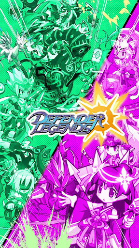 Télécharger Defender Legends: New Era APK MOD (Astuce) screenshots 1