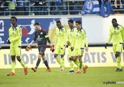 """Degryse: """"Douloureux pour Anderlecht"""""""