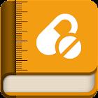 Drug Index Offline icon