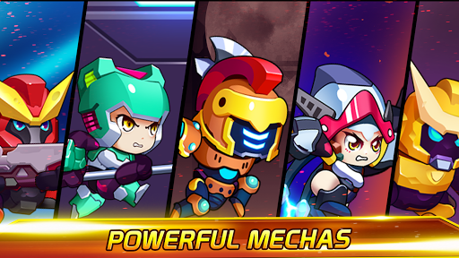 Mecha Strike  captures d'écran 2