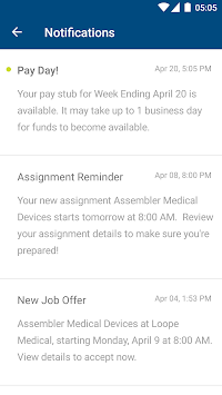 Download Remedy Staffing APK latest version app for android