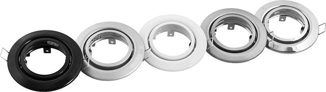 Photo: Mobotix S15 HaloMount rings.