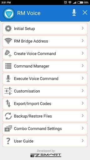 Download Broadlink RM Voice Lite APK Full | ApksFULL com
