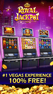 Game Royal Jackpot Casino - Free Las Vegas Slots Games APK for Windows Phone