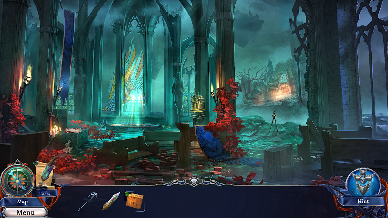 Grim Legends 3: The Dark City Screenshot 6