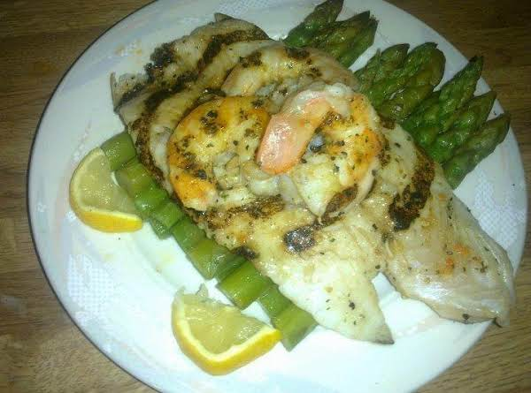 Seafood Delite Recipe
