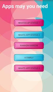 english status for whatsapp screenshot