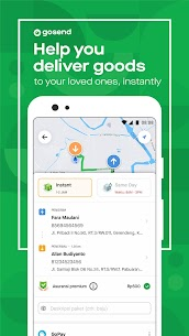 Gojek APK – Ojek Taxi Booking, Delivery and Payment 6