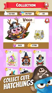 Angry Birds Match MOD Apk (Unlimited Money) 4