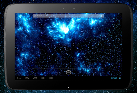 Space Pro Live Wallpaper screenshot 8