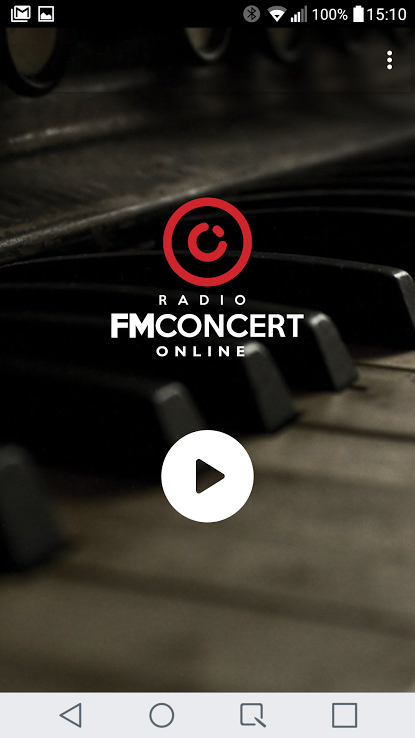 Fm Concert Online- screenshot