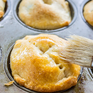 Mini Chicken Pot Pies (Quick and Easy!).