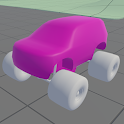 Monster Car Simulation - Open World Game icon