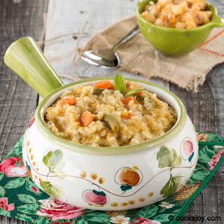 Bisibelabath – Sambar rice