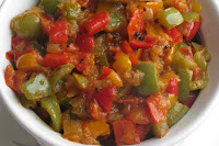 Capsicum Tomato Pickle