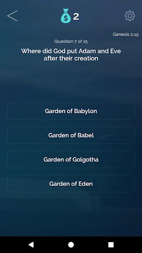 Bible Quiz 7.0 screenshots 2