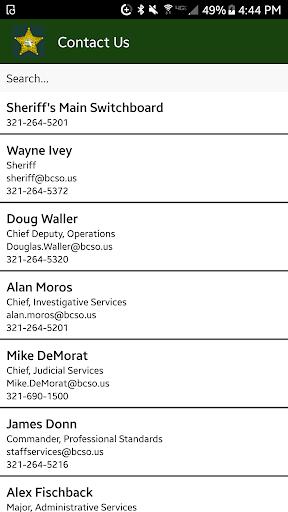Brevard County Sheriff screenshot 2