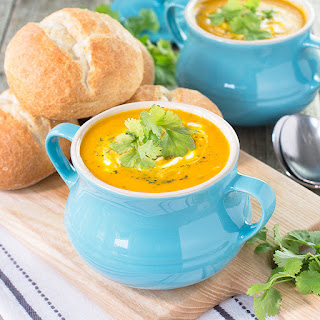 Carrot Coriander Soup Recipes