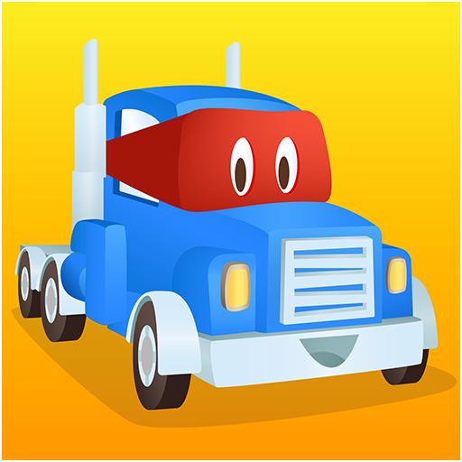 Carl, o Super Caminhão Construtor: Construção