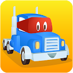 Carl the Super Truck Roadworks: Dig, Drill & Build 1.5.1
