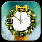 Tải Christmas clock live wallpaper APK
