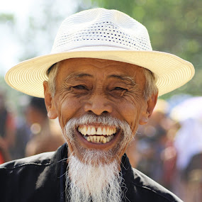 Smile by Fiqih al Aziz - People Portraits of Men