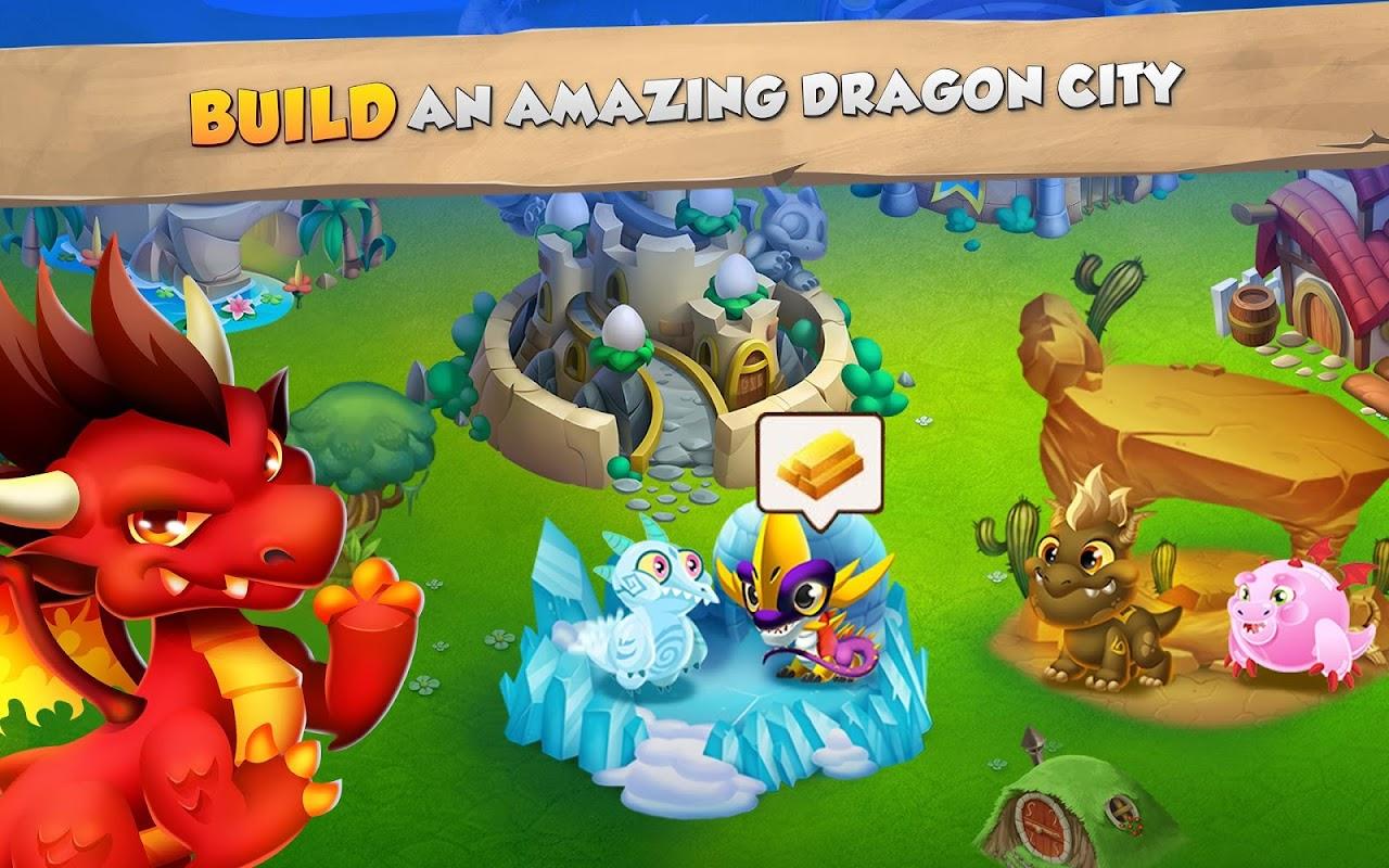 Dragon City screenshots