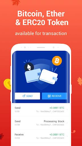 Image of SafeWallet - Buy Bitcoin/ETH/USDT, Crypto Wallet 3.2.5 2