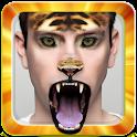 Animale Face Montage Photo icon