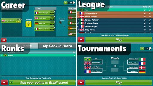 Badminton 3D 2.1 screenshots 2