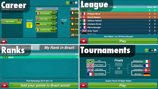 Badminton 3D  App Download For Android and iPhone 2
