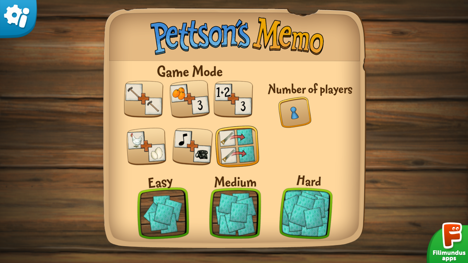 Pettson's Memo- screenshot