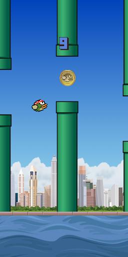 Flappy Island  captures d'écran 1