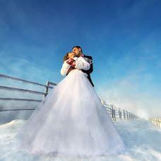 Wedding photographer Aleksey Borisov (erat). Photo of 09.01.2014