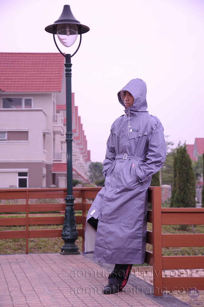 Áo mưa bộ K20