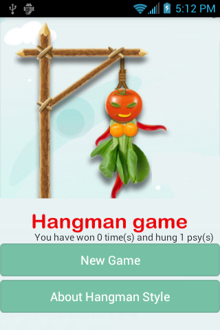 Hangman:Get A Rope