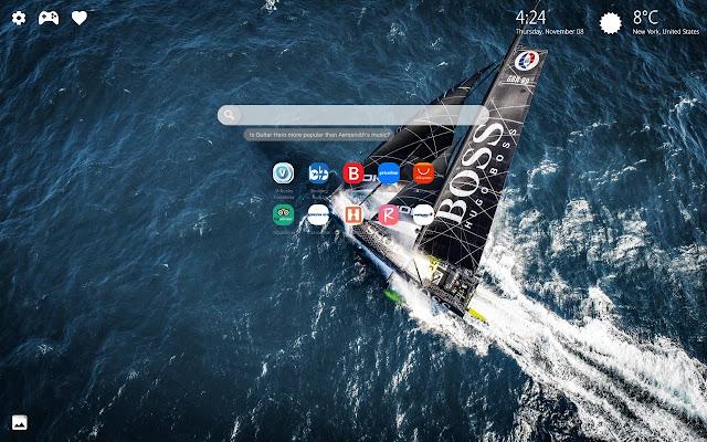 Hugo Boss Wallpaper HD New Tab Theme