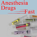 Anesthesia Drugs Fast icon