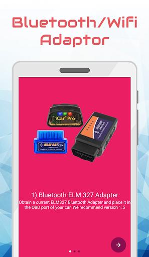 DtcFix - Wifi/Bluetooth Car Fault Code Diagnostic 2.40 Screenshots 7