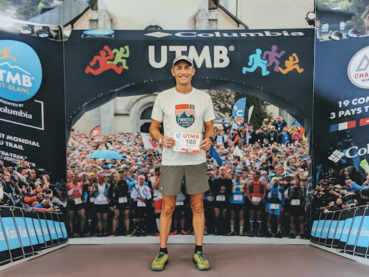 Racer Stories: Dominick Layfield's 2018 UTMB Race Learnings and Gear Report
