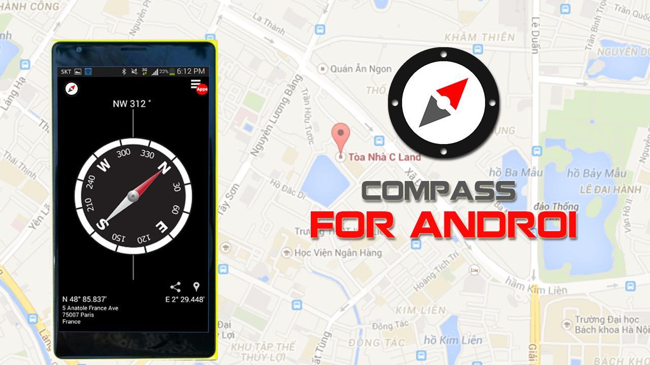 Скачать компас для андроид 4 на русском